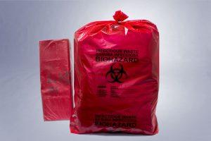 Bolsas Biohazards Para desechos tóxicos